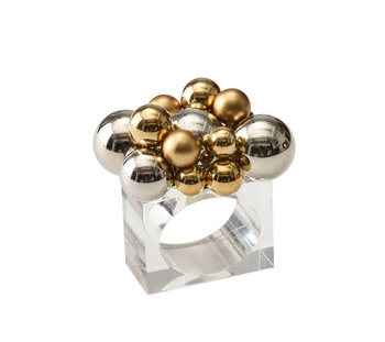 Kim Seybert Napkin Ring - Bauble