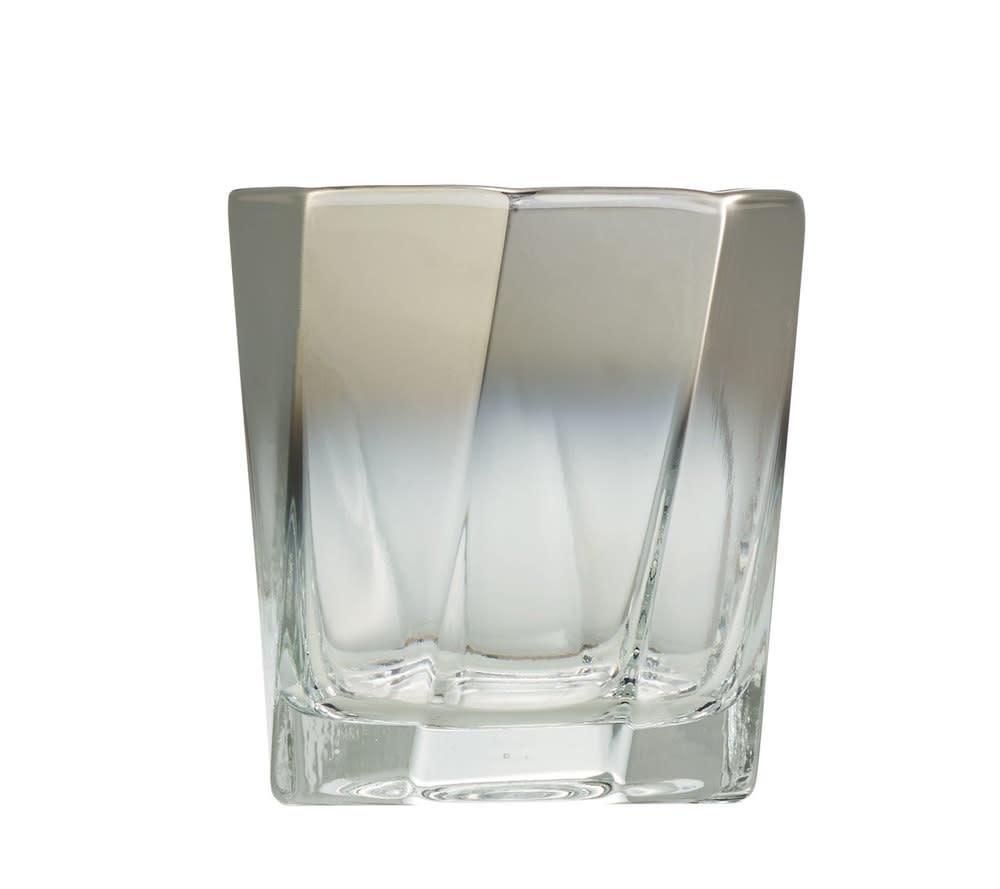 Kim Seybert Helix Old Fashioned Glass