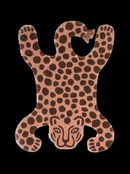 Ferm Living Ferm Living Safari Tufted Rug - Leopard