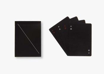 Areaware Minim Playing Cards - Black