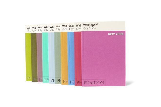 Phaidon Phaidon - Wallpaper* City Guides