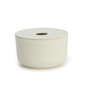Ekobo Ekobo Bano Small Storage Box - White
