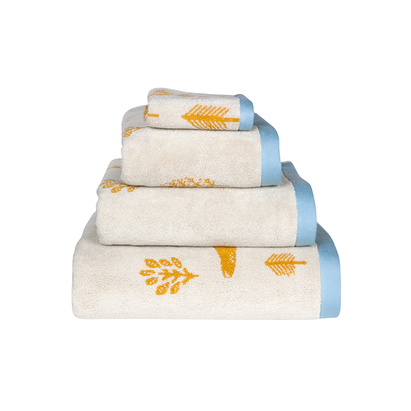 Donna Wilson Donna Wilson Sausage Dogs Sheet Towel - more colors available