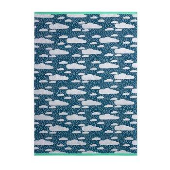 Donna Wilson Donna Wilson Rainy Day Sheet Towel - Green