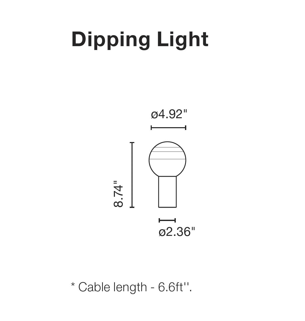 Marset Marset Dipping Light
