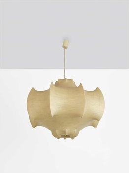 """Achille Castiglioni Vintage Castiglioni """"Viscontea"""" Cocoon Ceiling Lamp"""