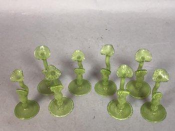 Bimini Bimini Glass Bud Vase Place Card Holders