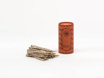 Fredericks & Mae Paper Tube: Juniper Rope Incense