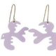Sibilia Earrings: Free as a Bird SM Pink