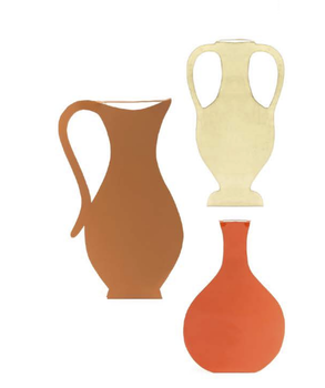 Sibilia Vases Set of Three