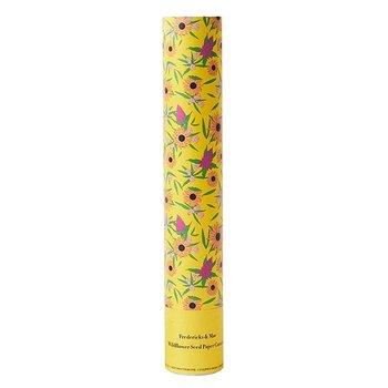 Fredericks & Mae Wildflower Seed Cannon: Yellow