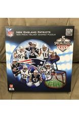 NFL.com Puzzle : NFL Helmet 500 Piece