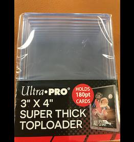 Ultra Pro Ultra Pro Toploader, 180 PT (10 PK)