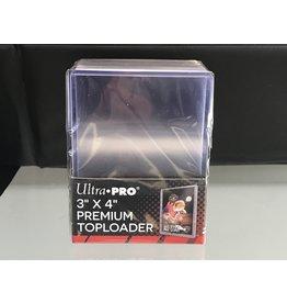 "Ultra Pro Ultra Pro Premium Toploader - 3""x4"" (25pk)"