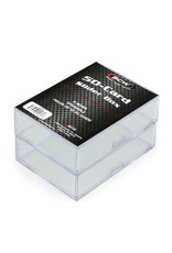 BCW 50-CARD SLIDER BOX - Acrylic (2 pk)