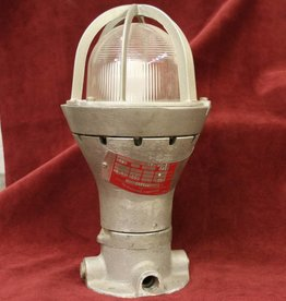 Crouse-Hinds Explosion Proof Light Fixture, CATALOG# EVCX 140, EVCX 140 M64