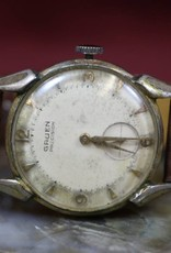 Watch, Gruen, 1950s, Sub-second dial
