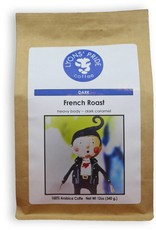 Lyons Pride Coffee, French Roast, Ground