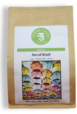 Lyons Pride Coffee, Decaf Brazil, Ground