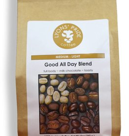 Lyons Pride Coffee, Good All Day Blend, Ground