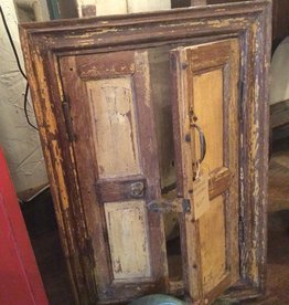 Window, vintage, wooden, small