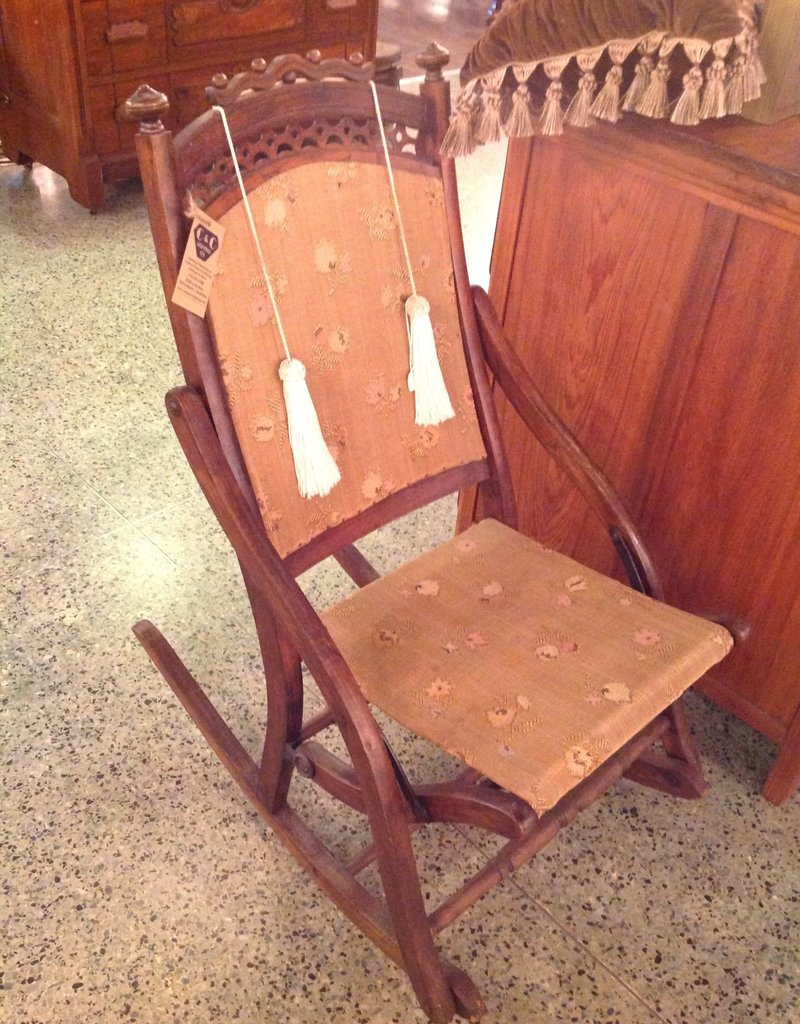 Chair, rocking, small