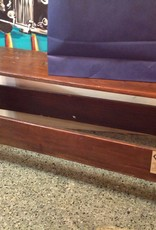 Bench, wooden, vintage