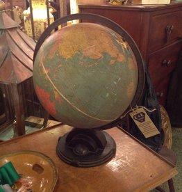 "Globe, vintage, 12"""