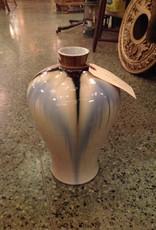 Vase, flambeau, ceramic