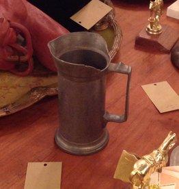 Mug, pewter