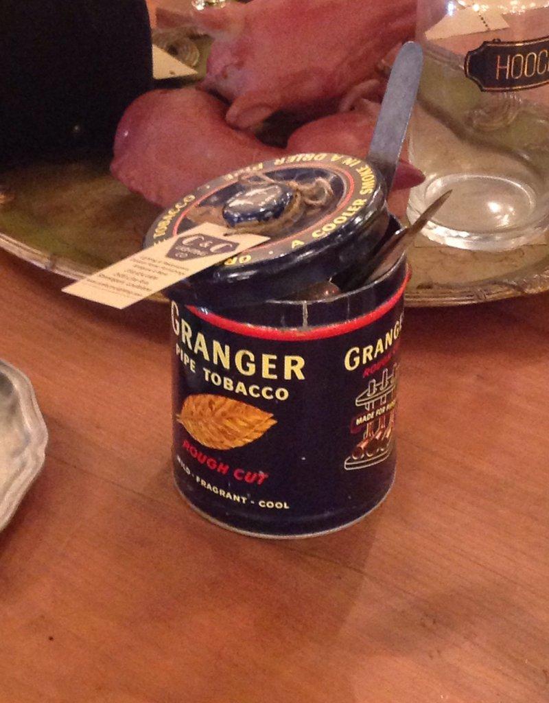 Tin, Granger tobacco