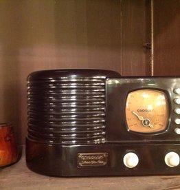 Radio, Crosley,