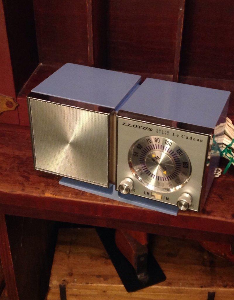 Radio, vintage, Lloyd's