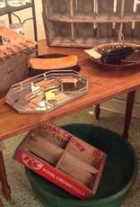 Table, small, drop leaf, vintage