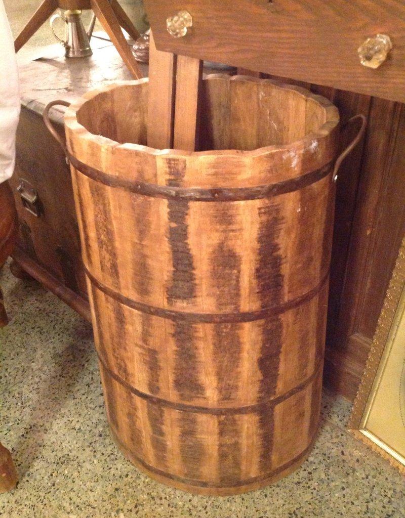 Basket, Harvest, vintage
