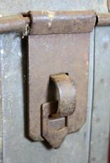 Case, Vintage Metal Film Reel Shipping Case