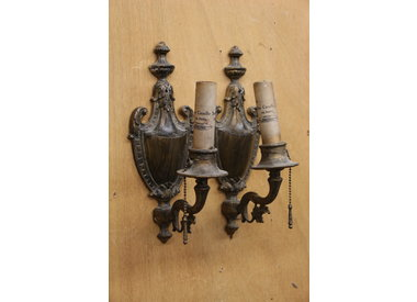 Antique Sconces