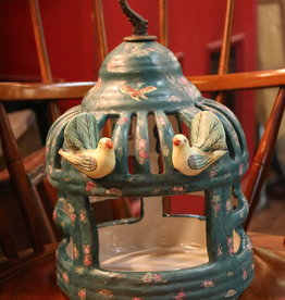 Porcelain Bird Cage
