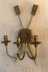 Mid-Century Modern Arrow Sconce