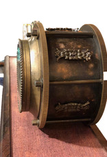Vintage 1950's Incline Rolling Plane Clock