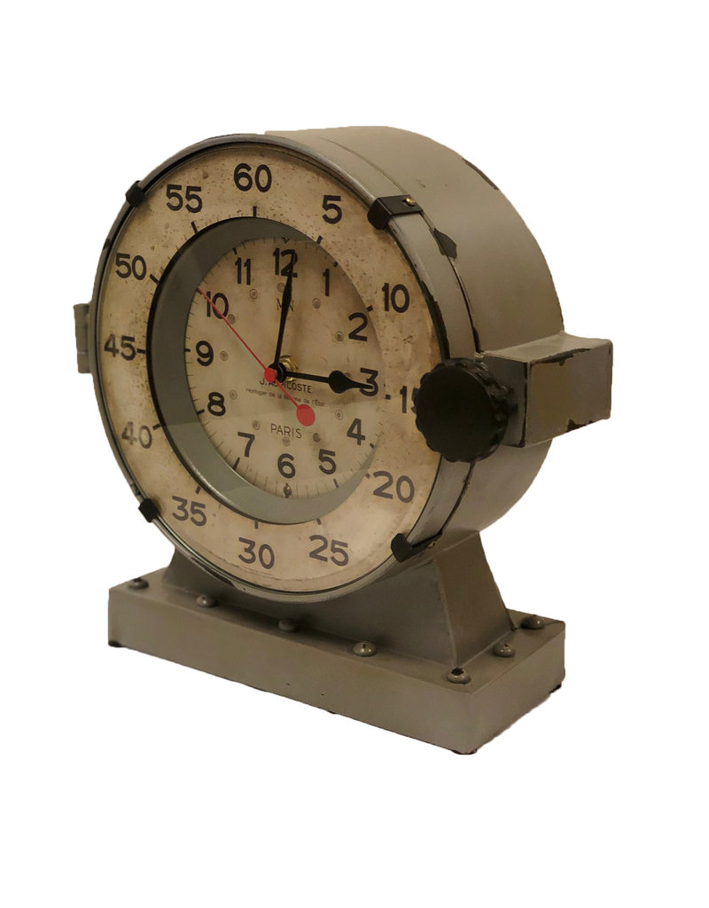 Metal Clock (reproduction)