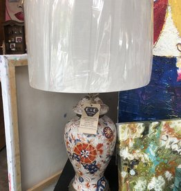 Table Lamp,  Oriental Urn Lamp