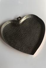 Food Mold, Vintage Copper Heart