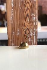 Desktop, Brass Mouse Paperweight, SMALL