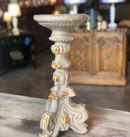 Decor, Vintage Candle Holder