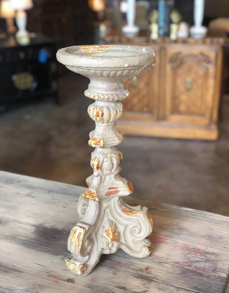 Decor, Vintage Candle Holder