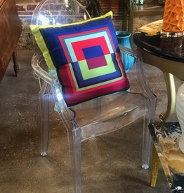 Acrylic Art Studio Chair