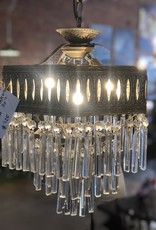 Chandelier, 30's French Wedding Cake
