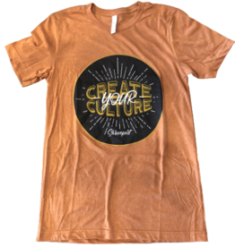Create Your Culture Tee Shirt