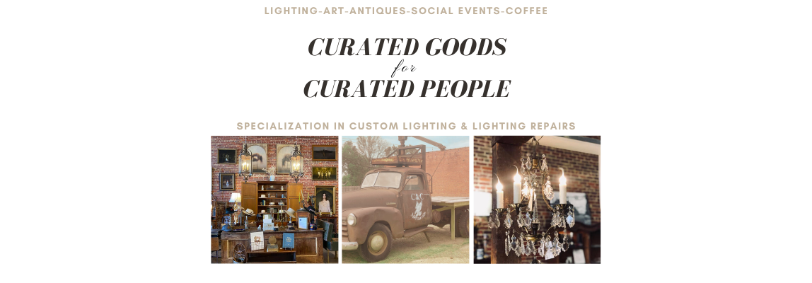 Welcome to C & C Mercantile and Lighting